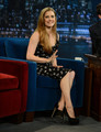Amy Adams Visits &quot;Late Night With Jimmy Fallon&quot; - amy-adams photo