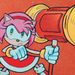 Amy Rose Icon - amy-rose icon