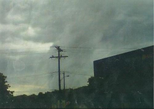 An actual tornado