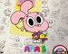Anais - the-amazing-world-of-gumball icon