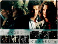 ángel and Cordelia
