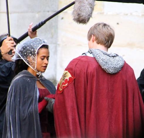 Arwen Scene Prep and Fabulous Gloves