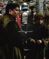 Arya & Gendry