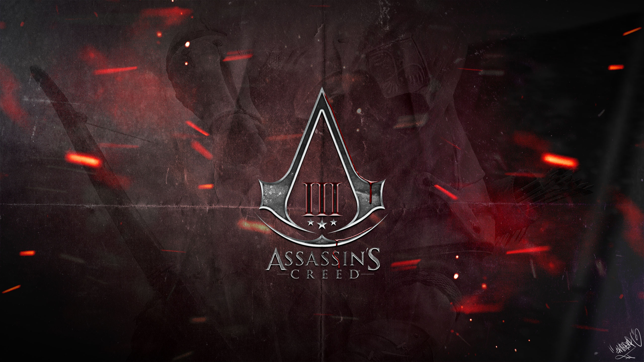 The Assassin's images Assassin's Creed 3 HD wallpaper and background ...