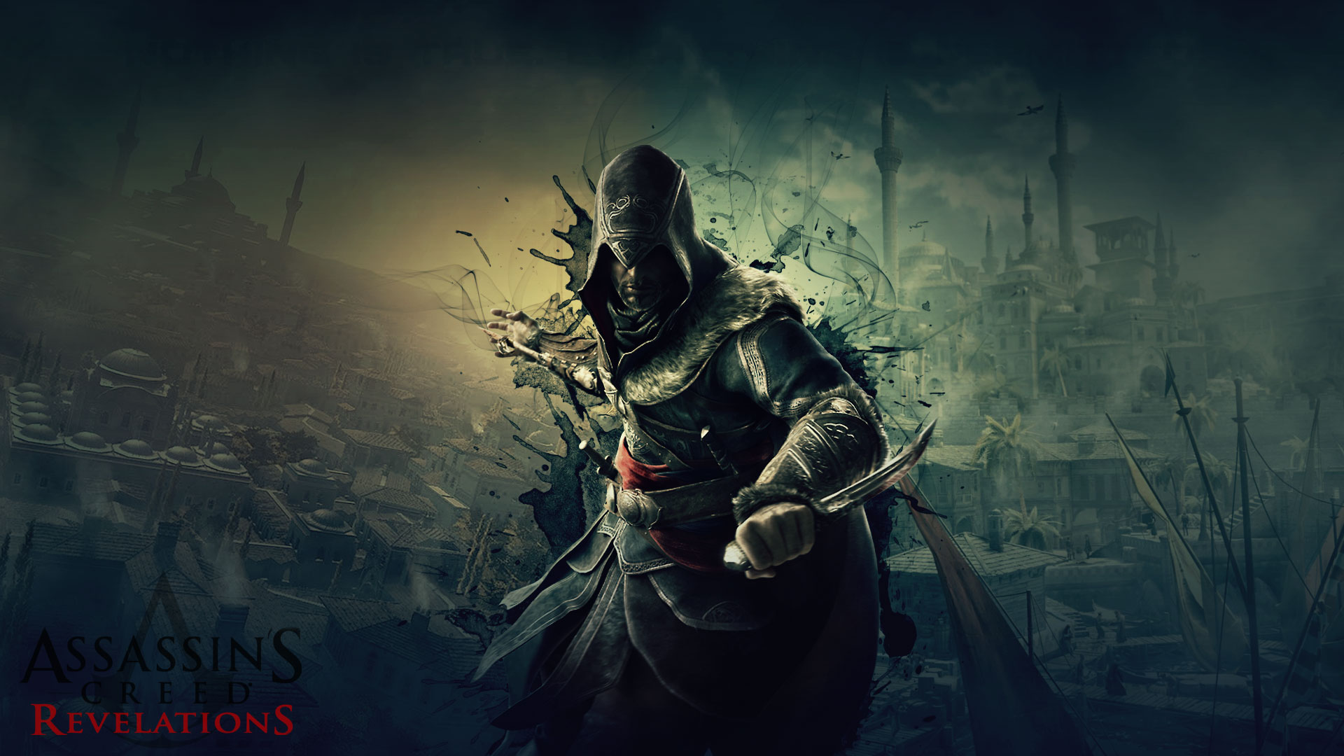 Assassins Creed Revelations The Assassins Wallpaper