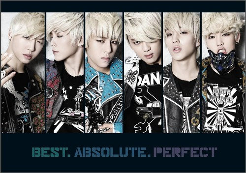 kpop 4ever wallpaper entitled BAP~!!