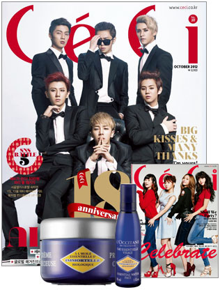 BEAST @ Ceci Magazine October 2012 Issue