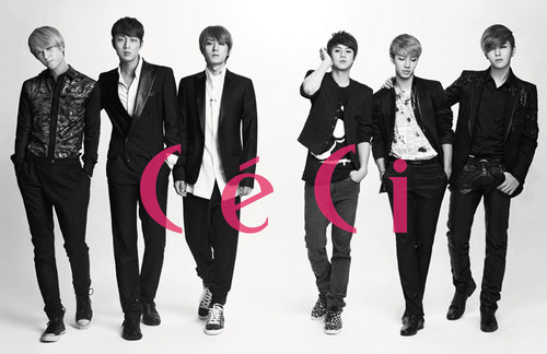 BEAST @ Ceci Magazine October 2012 Issue