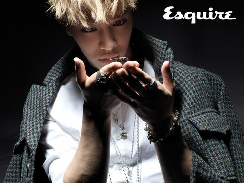 BEAST @ ESQUIRE Magazine October 2012 Issue