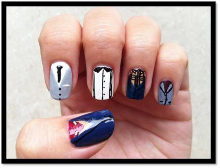 BEST. NAIL. ART. EVER.