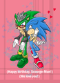 BIRTHDAY - scourge-the-hedgehog photo