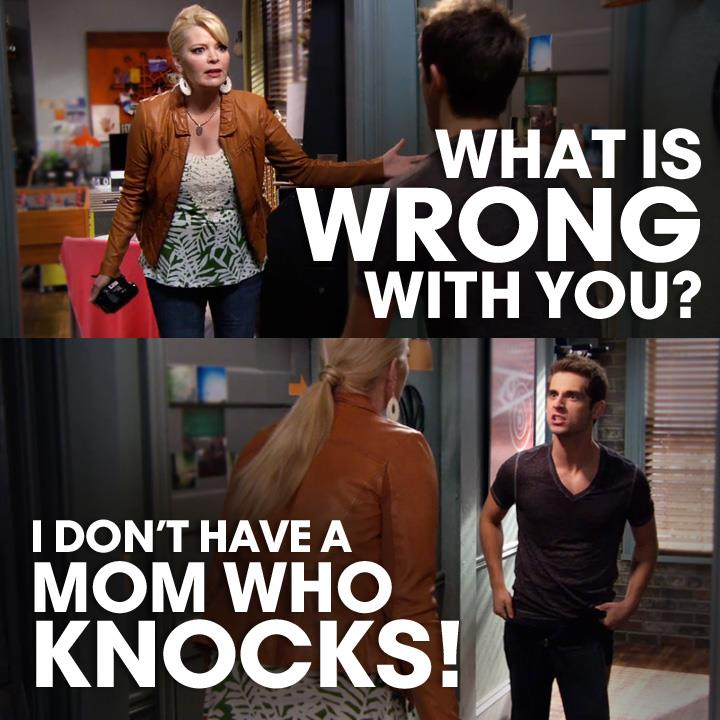 Baby Daddy Quote - Bonnie/Ben - Baby Daddy Photo (32172244 ...