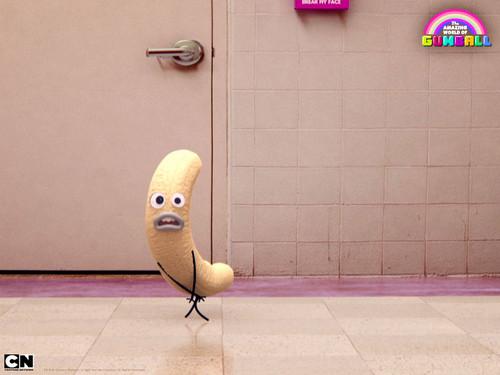 банан Joe Обои