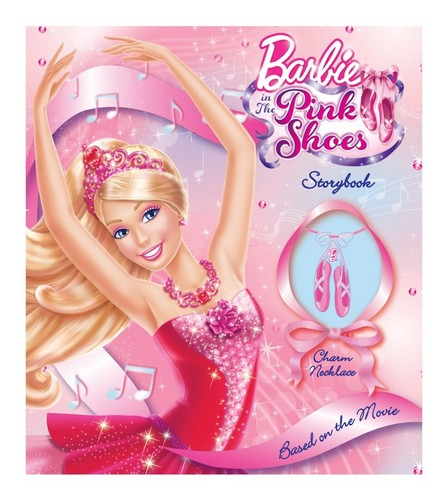 Barbie in the rose Shoes book