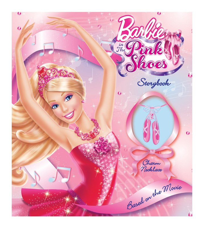 Barbie in the Pink Shoes book - barbie-movies Photo