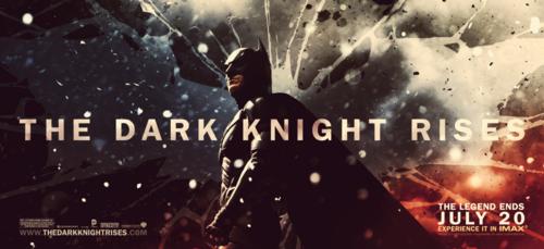 ব্যাটম্যান - The Dark Knight Rises