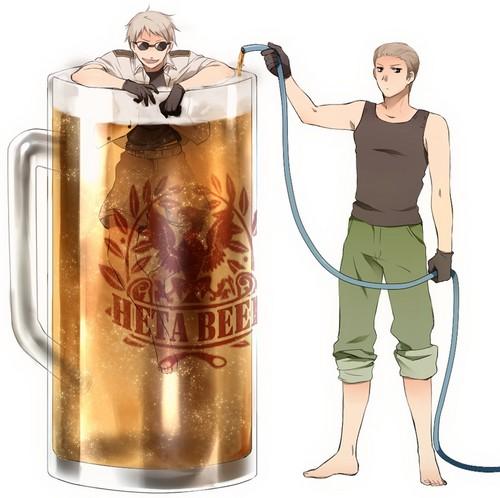맥주 Bath
