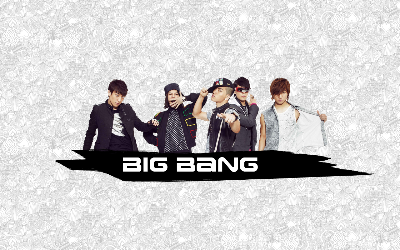 Big Bang wallpaper  kpop 4ever Wallpaper 32174759  Fanpop