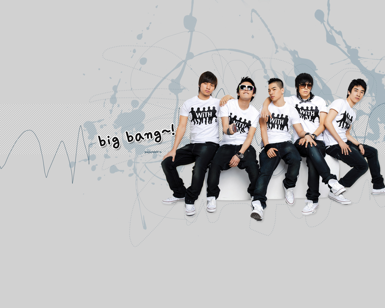 Big Bang wallpaper  kpop 4ever Wallpaper 32174798  Fanpop