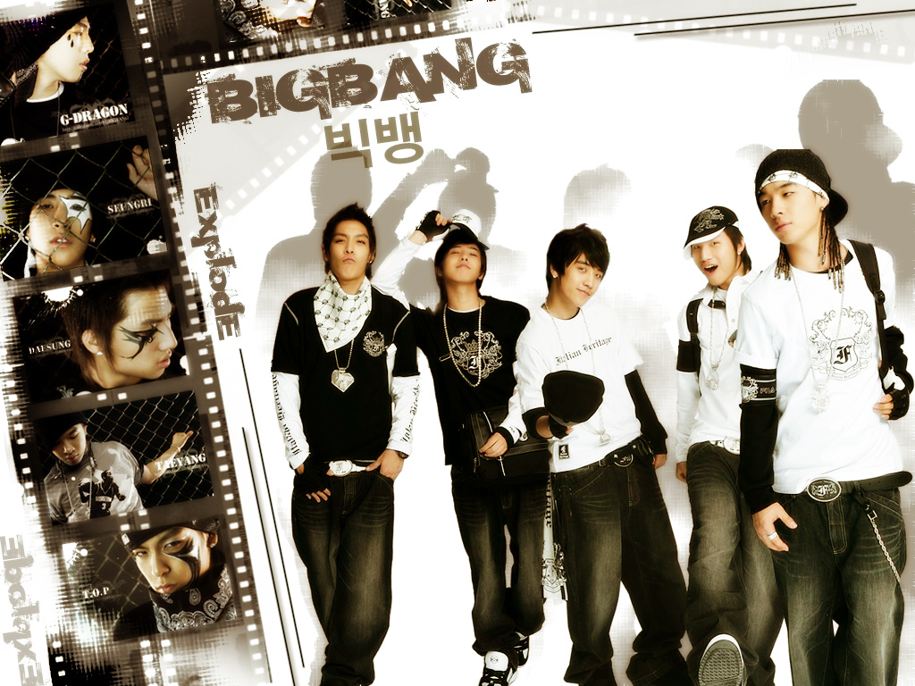 Big Bang wallpaper  kpop 4ever Wallpaper 32174809  Fanpop