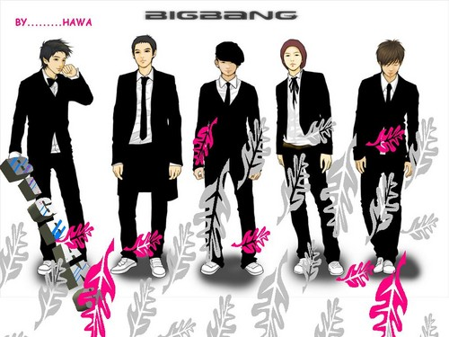 Big Bang Обои