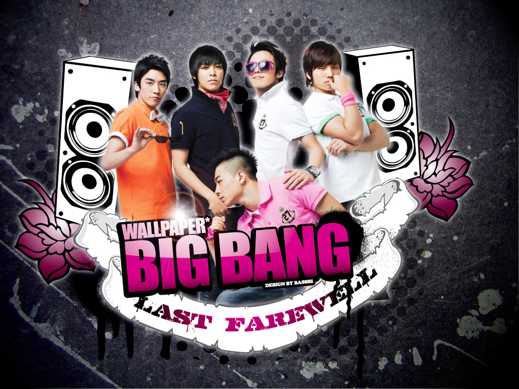 Big Bang wallpaper  kpop 4ever Wallpaper 32174816  Fanpop