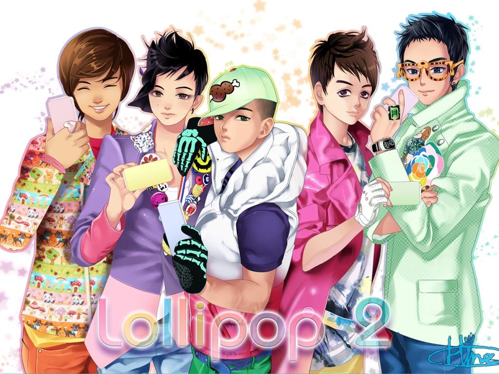 big bang kpop wallpaper 2013 - photo #3