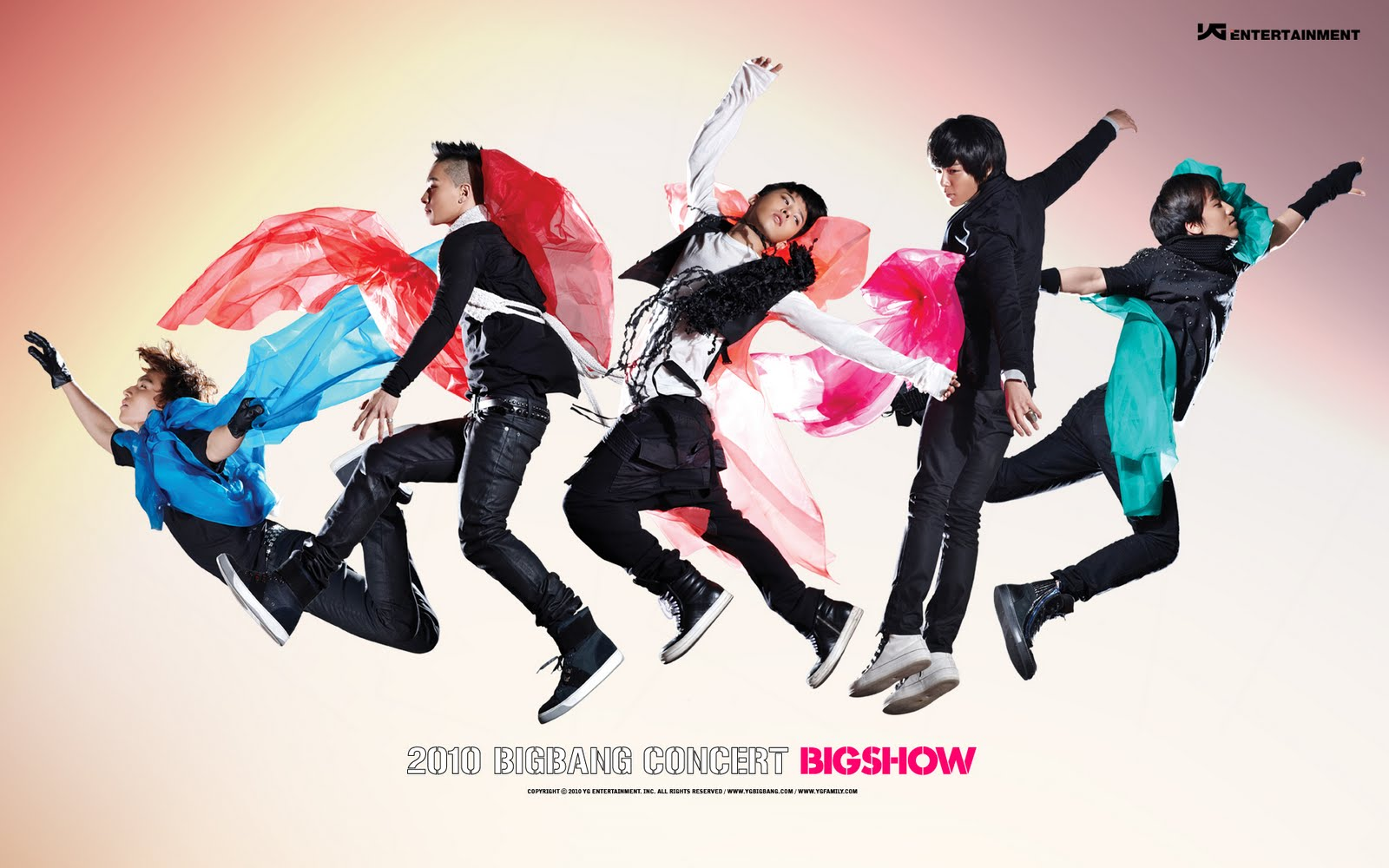 Big Bang wallpaper  kpop 4ever Wallpaper 32174930  Fanpop