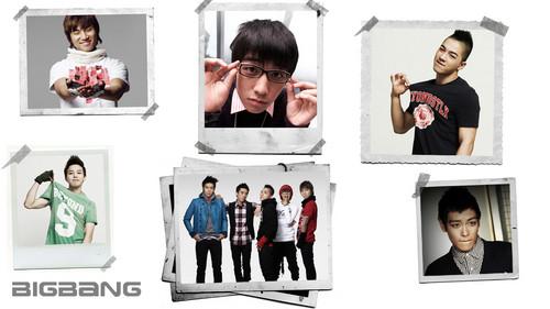 Big Bang wallpaper