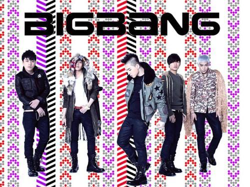 kpop 4ever wallpaper entitled Big Bang wallpaper