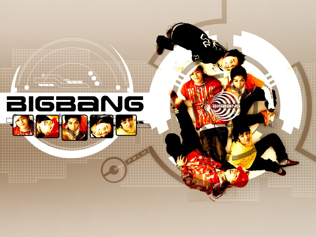 Big Bang wallpaper  kpop 4ever Wallpaper 32175051  Fanpop