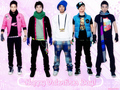 Big Bang wallpaper