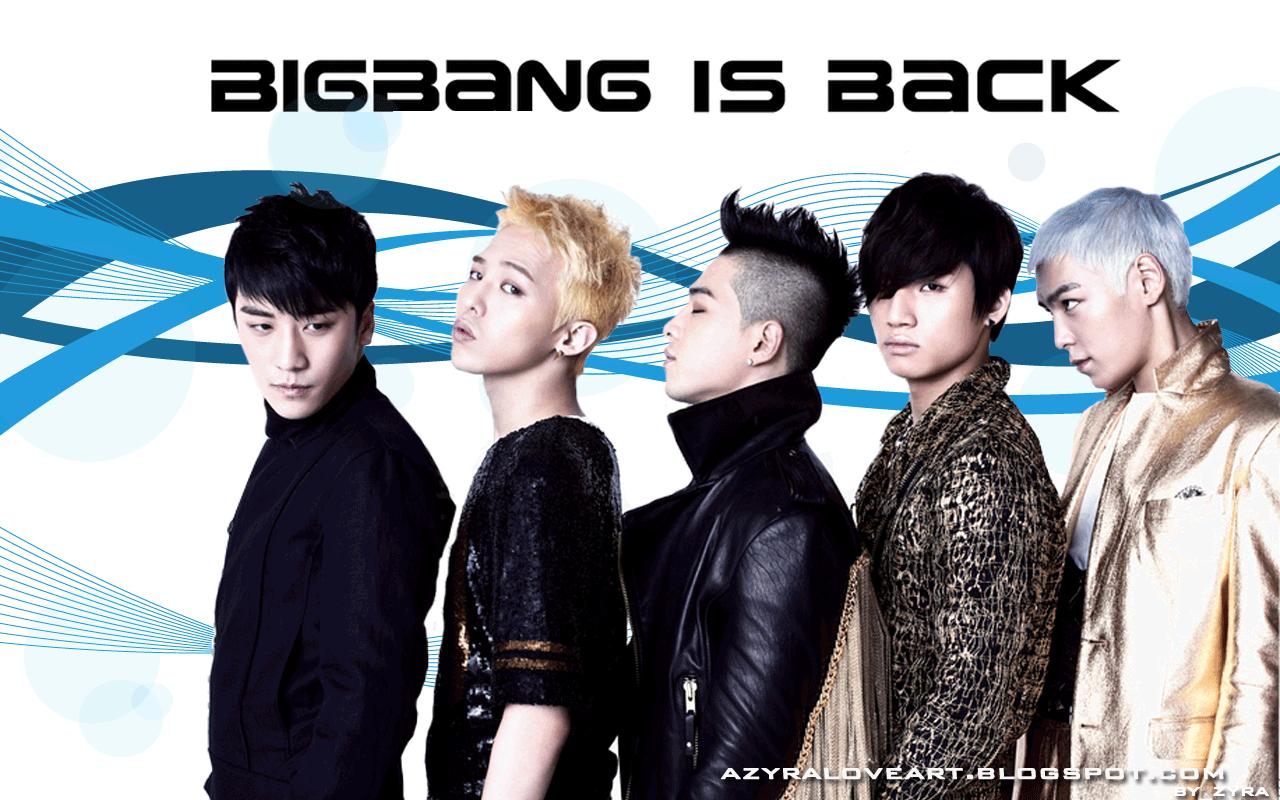 Big Bang Wallpaper Kpop 4ever Wallpaper 32175154 Fanpop