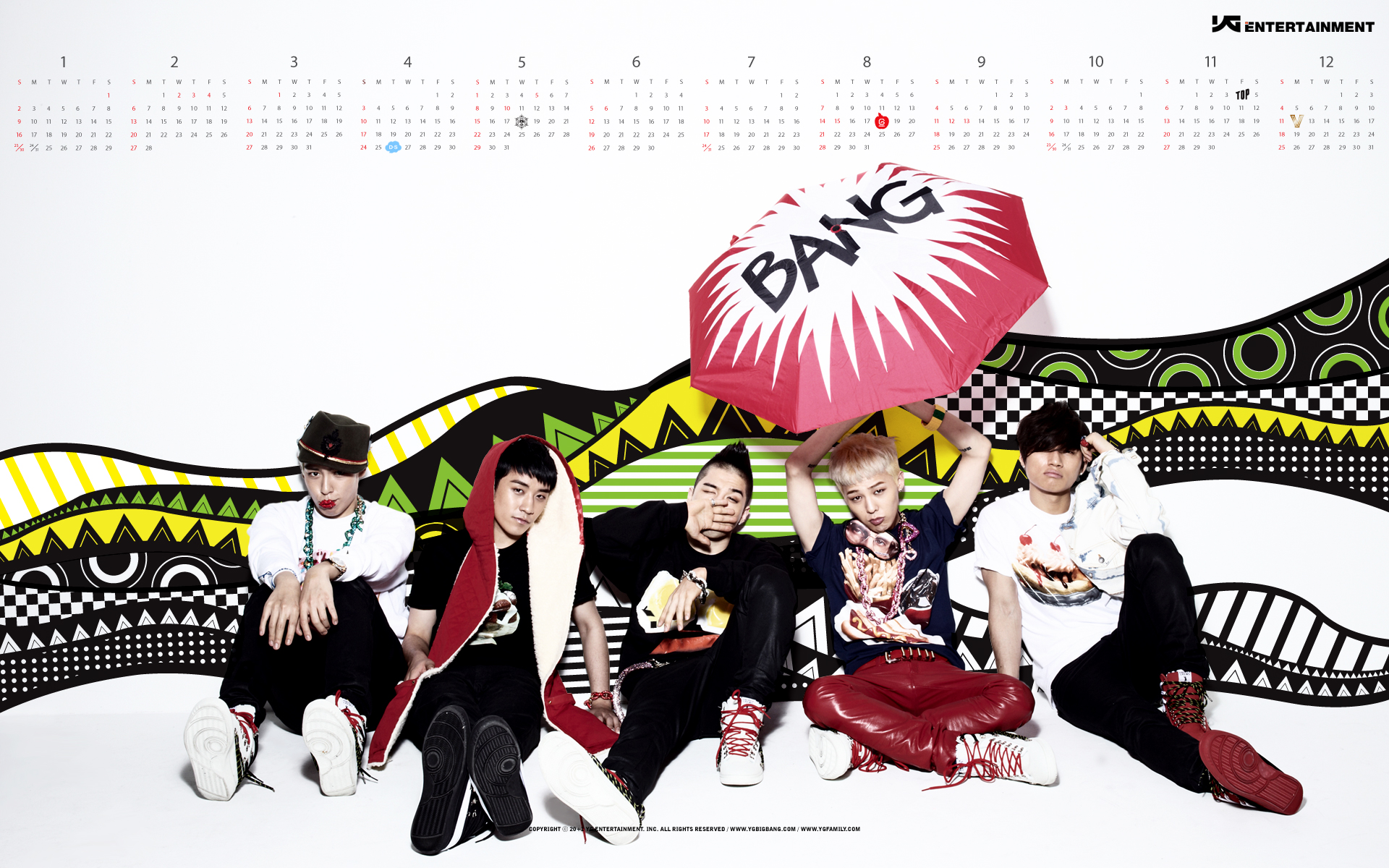 Big Bang wallpaper  kpop 4ever Wallpaper 32175169  Fanpop