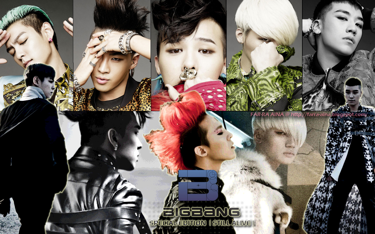 Big Bang wallpaper  kpop 4ever Wallpaper 32175170  Fanpop fanclubs