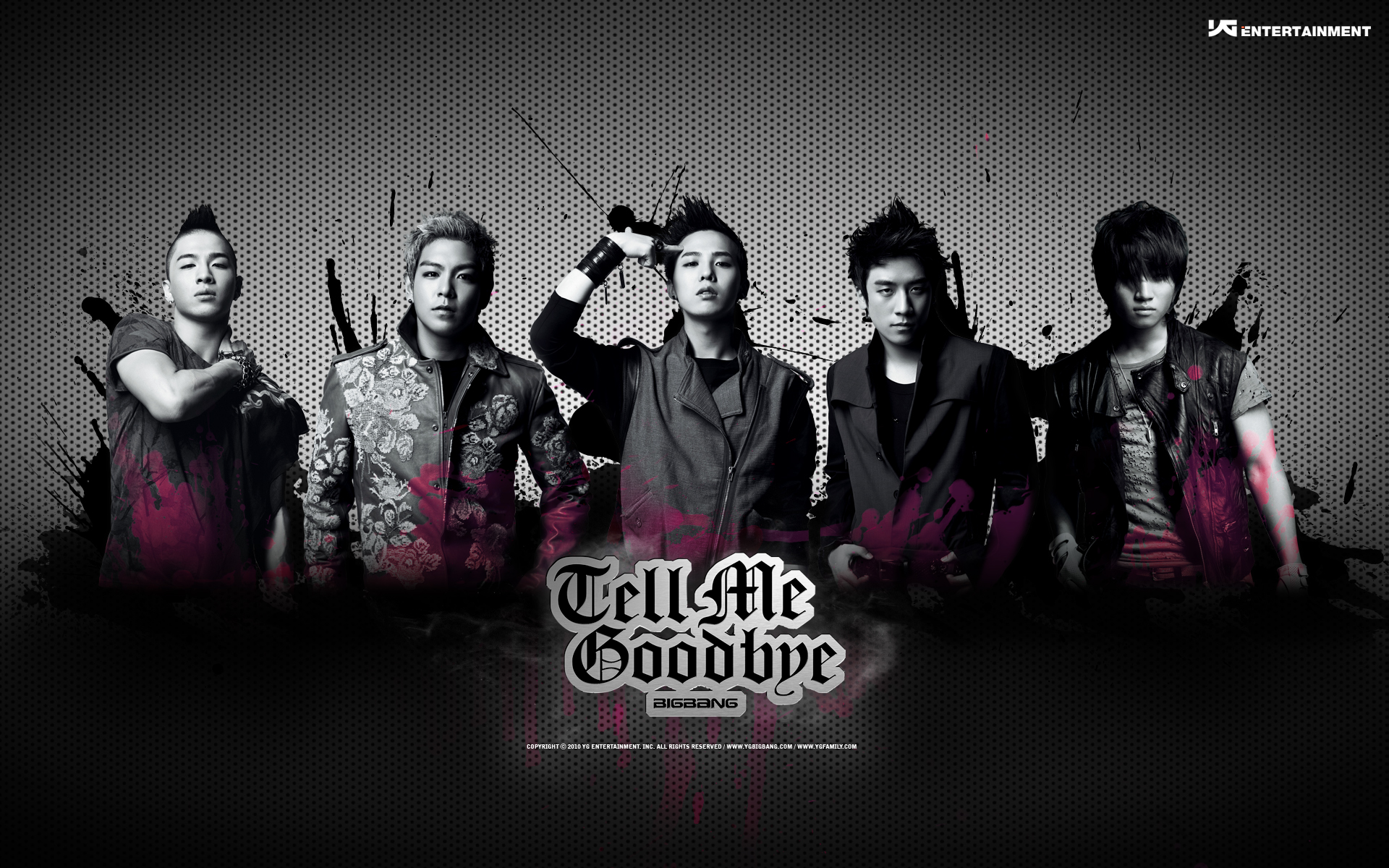 Big Bang wallpaper  kpop 4ever Wallpaper 32175172  Fanpop