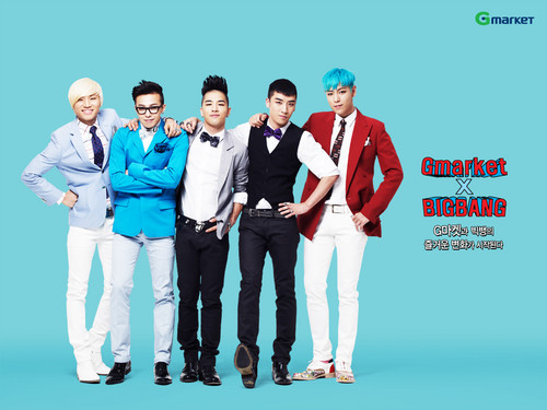 Kpop 4ever fond d'écran with a business suit and a well dressed person titled Big Bang fond d'écran