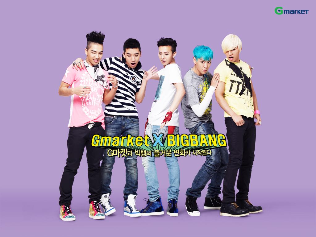 Big Bang wallpaper  kpop 4ever Wallpaper 32175235  Fanpop