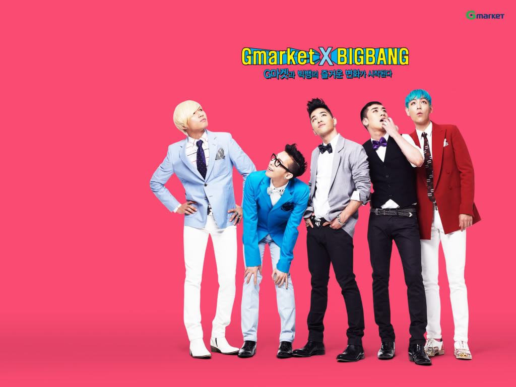 Big Bang wallpaper  kpop 4ever Wallpaper 32175244  Fanpop
