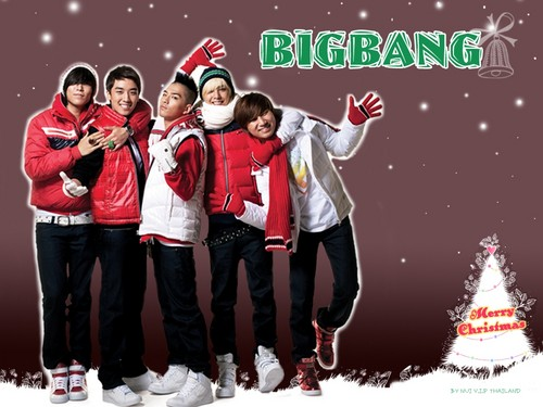kpop 4ever wallpaper possibly containing long trousers and a concert titled Big Bang wallpaper