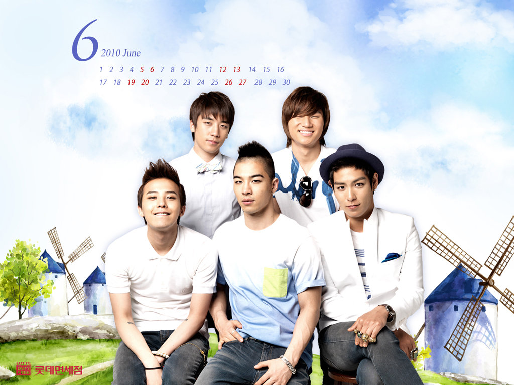Big Bang wallpaper  kpop 4ever Wallpaper 32175545  Fanpop