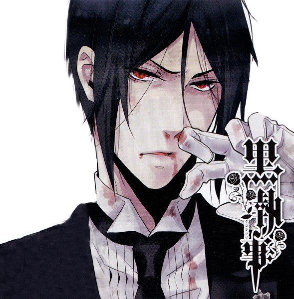 Black Butler(セバスチャン ミカエリス, Sebasuchan Mikaerisu)