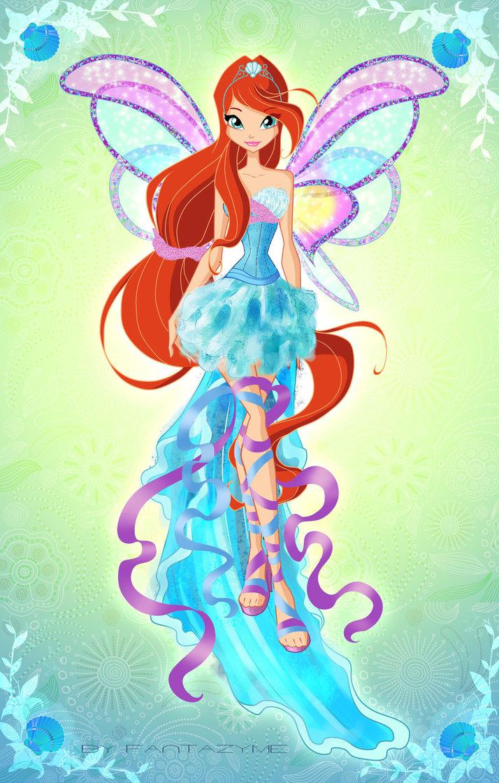 The Winx Club Bloom Harmonix~