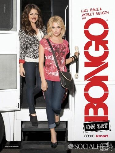 Bongo with Ashley