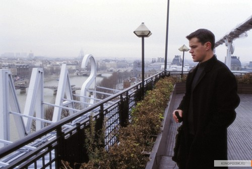 Jason Bourne Hintergrund probably with a business district, a carriageway, and an opera entitled Bourne Saga