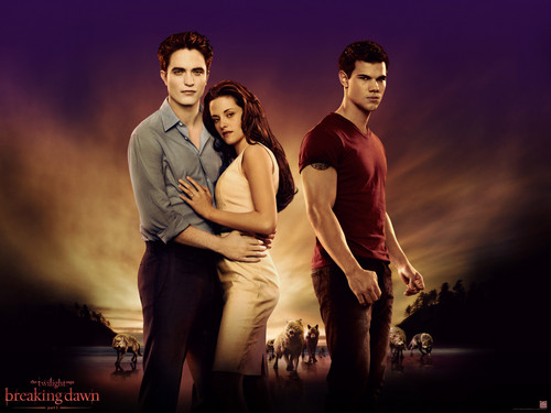 Breaking Dawn The Movie پیپر وال with a کنسرٹ called Breaking Dawn پیپر وال