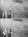 Brendon and Sarah's engagment photos - panic-at-the-disco photo