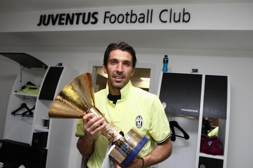 Buffon 2012