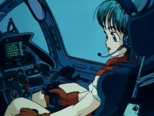 Bulma - Dragon Ball Opening/Ending Images