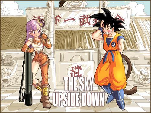 Bulma VS Goku